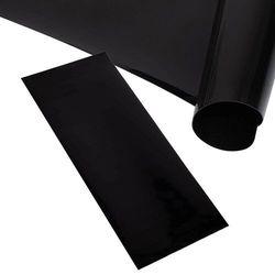 Podkładka na biurko 100x70x0,1cm mata pod krzesło, fotel biurowy czarna