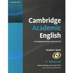 Cambridge Academic English C1 Advanced Student's Book (podręcznik) (opr. miękka)