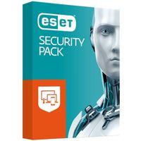Oprogramowanie antywirusowe, ESET Security Pack Serial 1+1U - Przedłużenie 12M