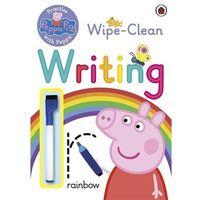 Książki do nauki języka, Peppa Pig: Practise with Peppa: Wipe-Clean Writing - wysyłamy w 24h (opr. miękka)