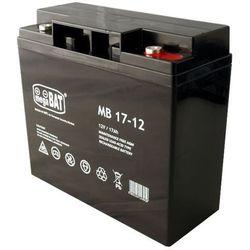 Akumulator AGM Magabat MB 17-12 (12V 17Ah)