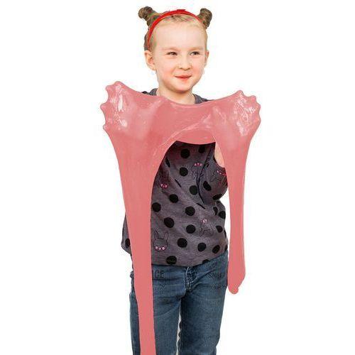 Kreatywne dla dzieci, TUBAN ZESTAW SUPER SLIME XL RÓŻ CIASTECZKO BROKAT