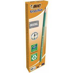 Ołówek Conte Evolution z gumką HB [12 szt.]