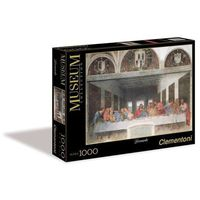 Puzzle, Clementoni, puzzle Museum Collection Rosselli The Last Supper