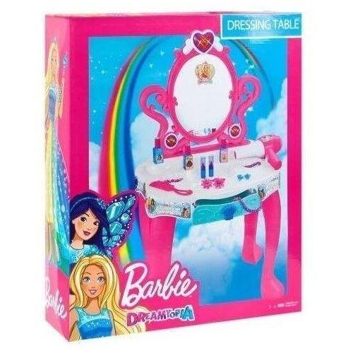 Toaletki dla dziewczynek, Toaletka z akcesoriami Barbie Dreamtopia RP
