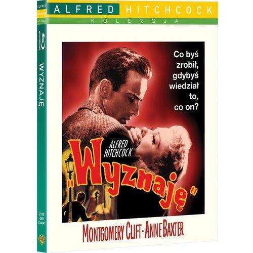 Pakiety filmowe, Wyznaję (Blu-Ray) (Blu-Ray) - Alfred Hitchcock DARMOWA DOSTAWA KIOSK RUCHU