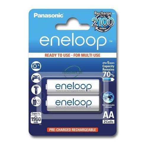 Akumulatorki, Panasonic Eneloop AA 1900 mAh 2100 cykli 2szt.