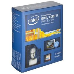 CORE i7-4960X 3,6GHz BOX 15M LGA2011 BX80633I74960X