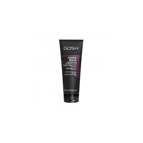 Odżywianie włosów, GOSH Colour Rescue, odżywka do włosów farbowanych, 230ml