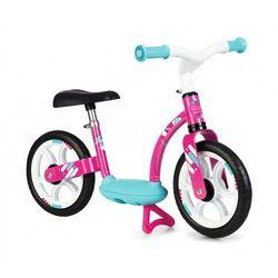 Rowerek Comfort Girl różowy