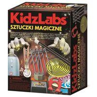 Kreatywne dla dzieci, Sztuczki magiczne