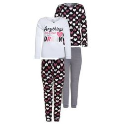 Carter's GIRL ANYTHINGS POSSIBLE DREAM 2 PACK Piżama multicolor