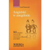 Komedie i satyry, Angielski W Anegdocie + Cd Mp3 (opr. miękka)