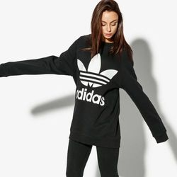 ADIDAS BLUZA OVERSIZED SWEAT ADICOLOR