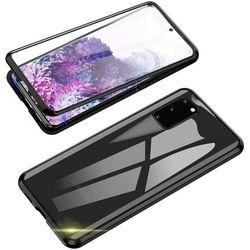 Etui Magnetyczne Szkło 360° do Samsung Galaxy S20+ Plus