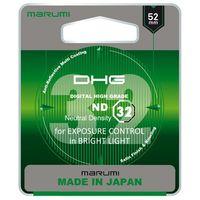 Filtry do obiektywów, Filtr Marumi DHG ND32 52mm (MND(32)52 DHG) Darmowy odbiór w 21 miastach!