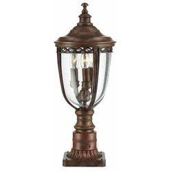 Lampa stojąca ENGLISH BRIDLE FE/EB3/M BRB IP44 - Elstead Lighting - Rabat w koszyku