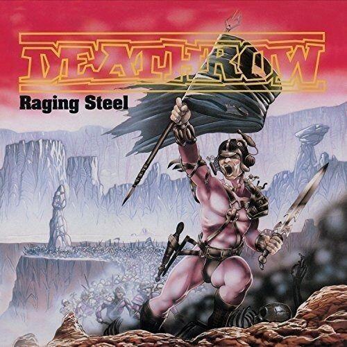 Pozostała muzyka rozrywkowa, RAGING STEEL - Deathrow (Płyta winylowa)