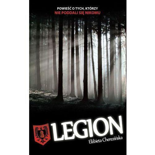 Literatura kobieca, obyczajowa, romanse, Legion (opr. twarda)