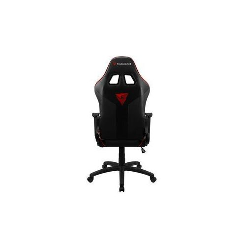 Fotele dla graczy, Fotel gamingowy Aerocool EC3 AERO-EC3-BR (kolor czarno-czerwony)