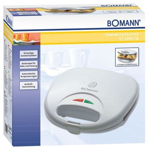 Opiekacze, Bomann ST 5016 CB