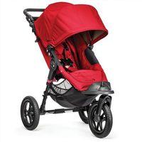 Wózki wielofunkcyjne, Wózek BABY JOGGER City Elite Single Red + DARMOWY TRANSPORT!