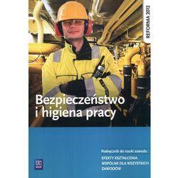 Bezpieczeństwo i higiena pracy Podręcznik do nauki zawodu (opr. miękka)