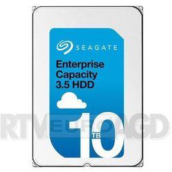 Dysk twardy Seagate ST10000NM0086 - pojemność: 10 TB, cache: 256MB, SATA III, 7200 obr/min