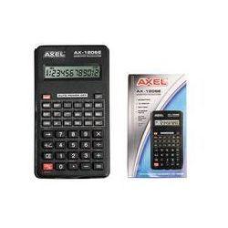 Kalkulator AXEL AX-1206E. Darmowy odbiór w niemal 100 księgarniach!