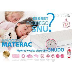 MATERAC WYSOKOELASTYCZNY HEVEA SNUDO 180x80