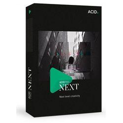 ACID Pro Next - BOX - Certyfikaty Rzetelna Firma i Adobe Gold Reseller