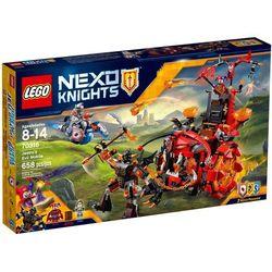 70316 POJAZD ZŁA JASTRO Jestro's Evil Mobile KLOCKI LEGO NEXO KNIGHTS wyprzedaż