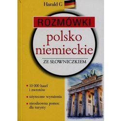 Rozmówki polsko-niemieckie ze słowniczkiem (opr. broszurowa)