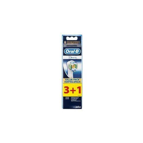 Końcówki do szczoteczek elektrycznych, Oral-B 3DWhiteEB18-44szt.