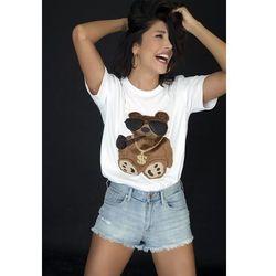 Damski t-shirt BEAR