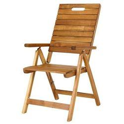 Fotel Blooma Denia 5-pozycyjny 55 2 x 70 x 108 cm