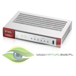 Zyxel VPN50 Advanced VPN Firewall 50xVPN 1xWAN 4xLAN/DMZ 1xSFP VPN50-EU0101F