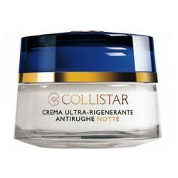 Collistar Anti Age Ultra Regenerating Anti Wrinkle Night Cream (W) przeciwzmarszczkowy krem do twarzy na noc 50ml