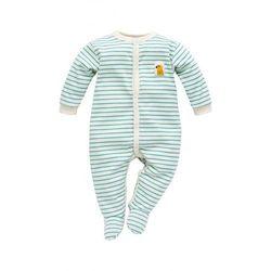 Pajac niemowlęcy w paski Nice Day 6R38AB Oferta ważna tylko do 2023-05-12