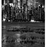 Panele ścienne, Panel ścienny VDB Manhattan 600x650 -5% RABATU / ODWIEDŹ NASZ SKLEP