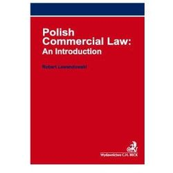 Polish commercial law An Introduction (opr. miękka)