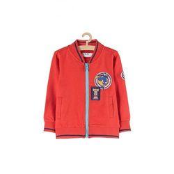 Bluza dla chłopca rozpinana 1F3701