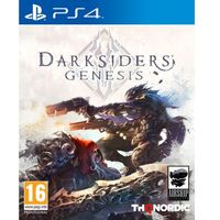 Gry na PS4, Darksiders Genesis (PS4)