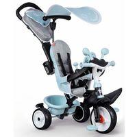 Jeździki, Rowerek Baby Driver Komfort niebieski
