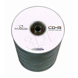 Titanum CD-R/100/Rulon 700MB/80Min Darmowy odbiór w 21 miastach!