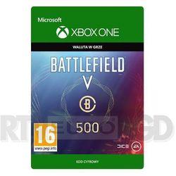 Battlefield V - 500 Jednostek Waluty [kod aktywacyjny]