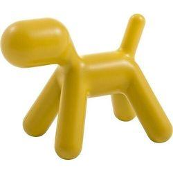 Krzesełko puppy s żółte