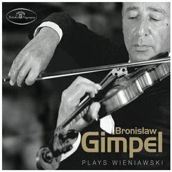 Bronisław Gimpel Plays Wieniawski