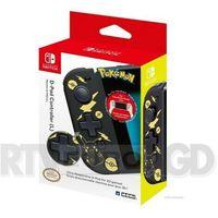 Pozostałe kontrolery do gier, Hori Switch D-PAD kontroler Pikachu Black & Gold (lewy)