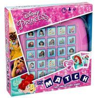 Gry dla dzieci, Top Trumps Match Princess Księżniczki